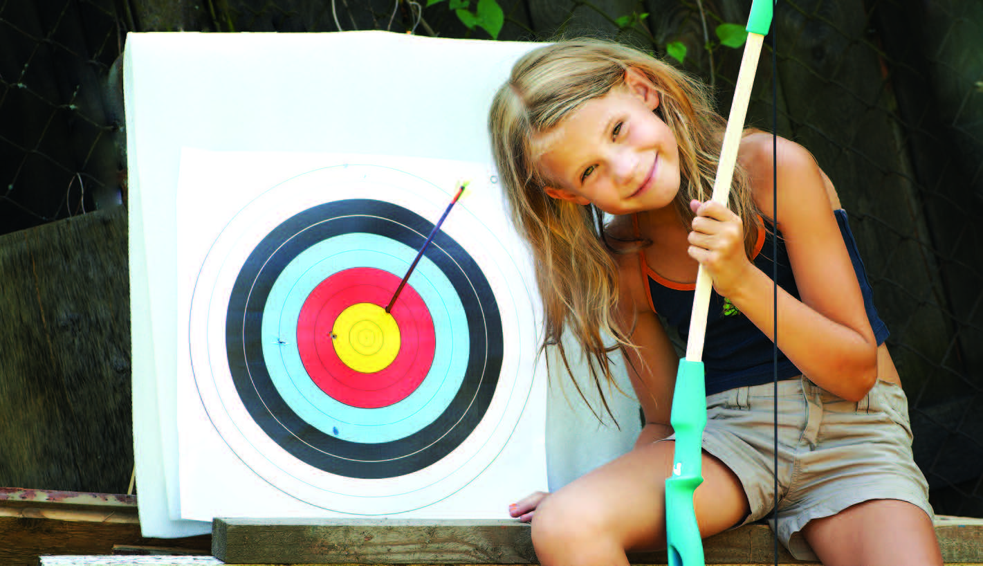 The Top Five Reasons To Send Your Child To Camp - Oaklee's F