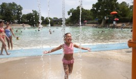Naperville Park District Centennial Beach Water Park