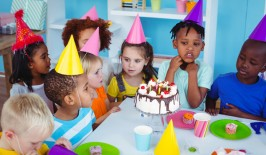 Oaklee's Family Guide Birthday Parties