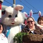 Spring Holiday Bunny Parade