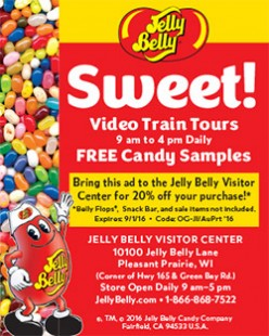 Jelly belly coupons and discount codes
