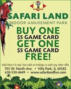 safari-land