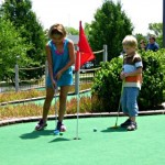 Glen Ellyn Holes & Knolls mini-golf