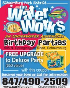 Schaumburg PD Water Works