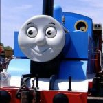 Ride Thomas the Train