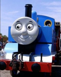 Ride Thomas the Train